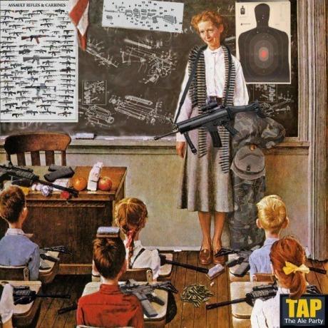 teach shooters